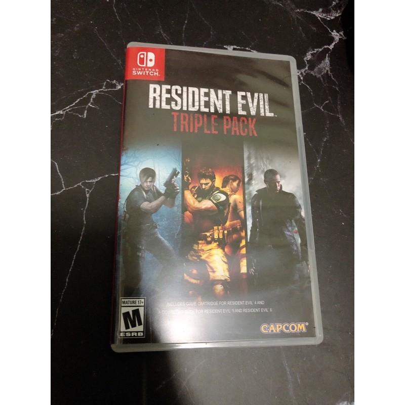 NSW : Resident Evil 4 Nintendoswitch Nintendo Switch (มือสอง) (มือ2)