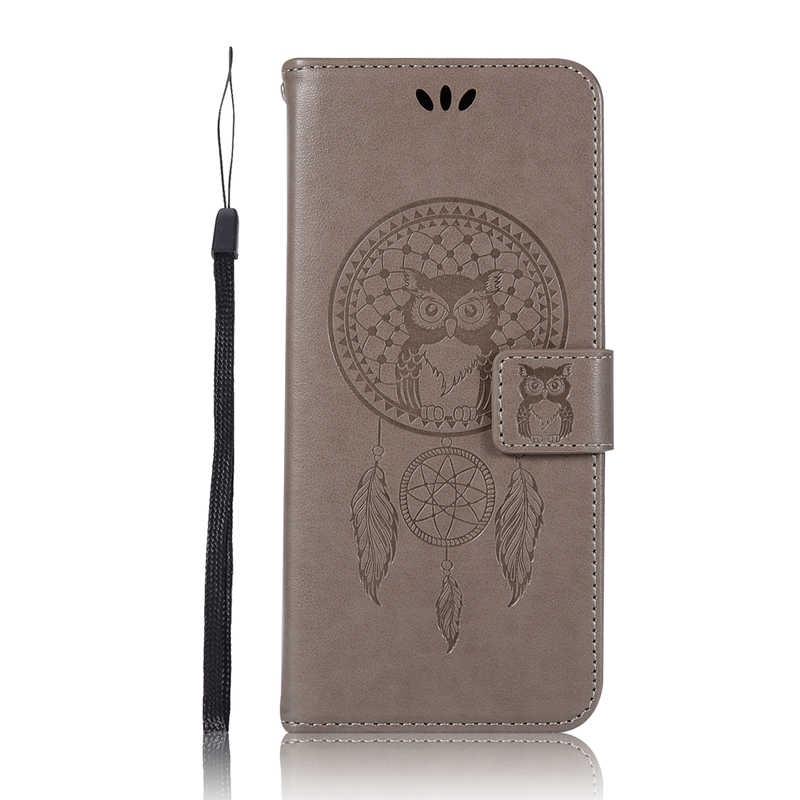 Flip Case for Alcatel Idol 4 6055K 6055H 6055B 6055U 6055P 6055D Phone  Cover Bag