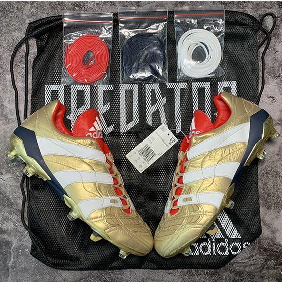 Adidas Predator Accelerator FG รองเท้าสตั๊ดผู้ชาย