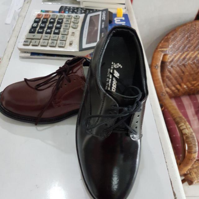 รองเท้าคัชชูชายหนังแท้