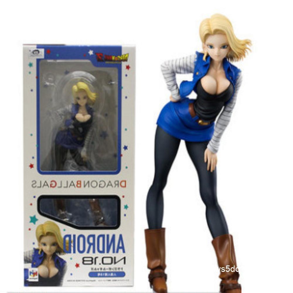 ซีรี่ย์ Girl Cyborg No. 18, 1st Generation Bent Over Model Figure Figure