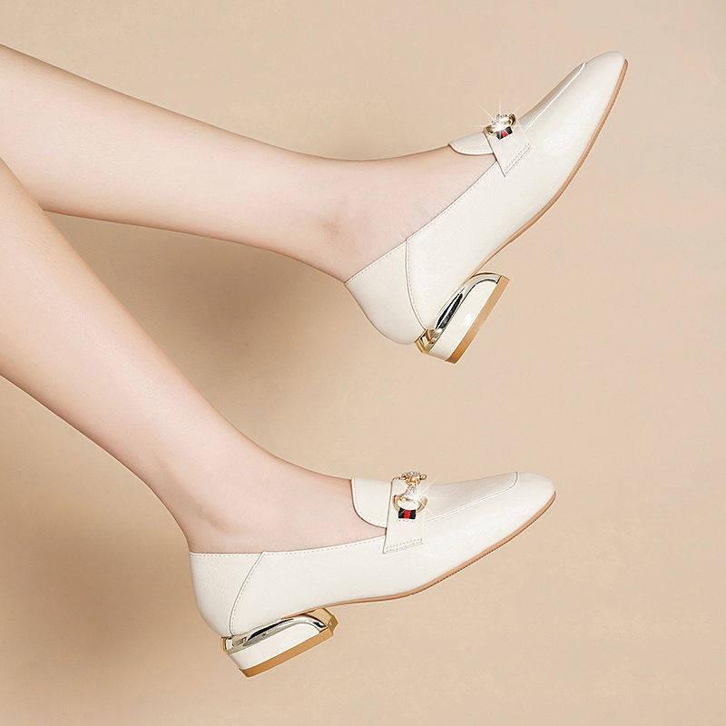 รองเท้าคัชชู รองเท้าผู้หญิง ♣尓尓尓软皮春秋女女跟鞋鞋女女女女女女女女女女女女女女女女女女女女女女女女女女❇