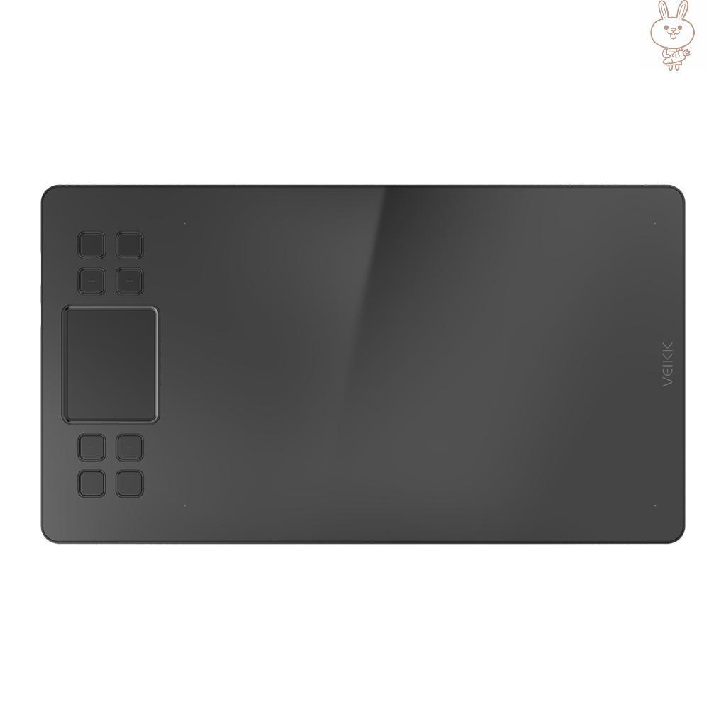 Veikk A 50 ปากกาแท็บเล็ตดิจิตอล 0 . 9 ซม . พร้อม Usb Cab