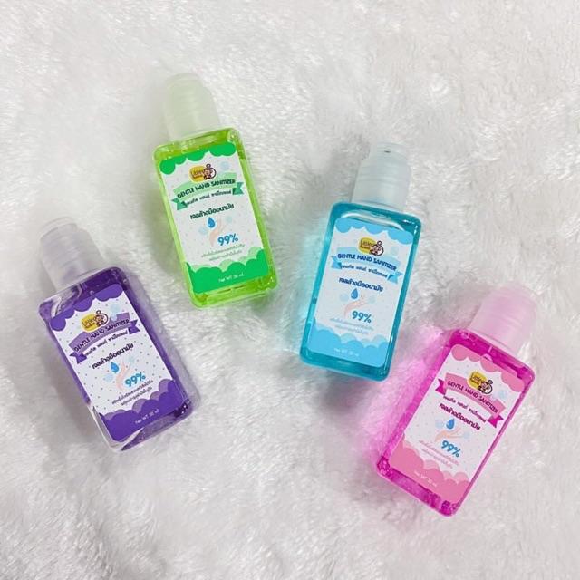 เจลล้างมือเด็ก สูตรออร์แกนิค ใช้ได้ตั้งแต่เด็ก 6 เดือนขึ้นไป