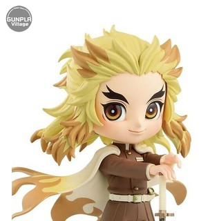 Review Banpresto Q Posket Demon Slayer : Kimetsu No Yaiba - Kyojuro Rengoku (Ver.B) 4983164170320 (Figure)