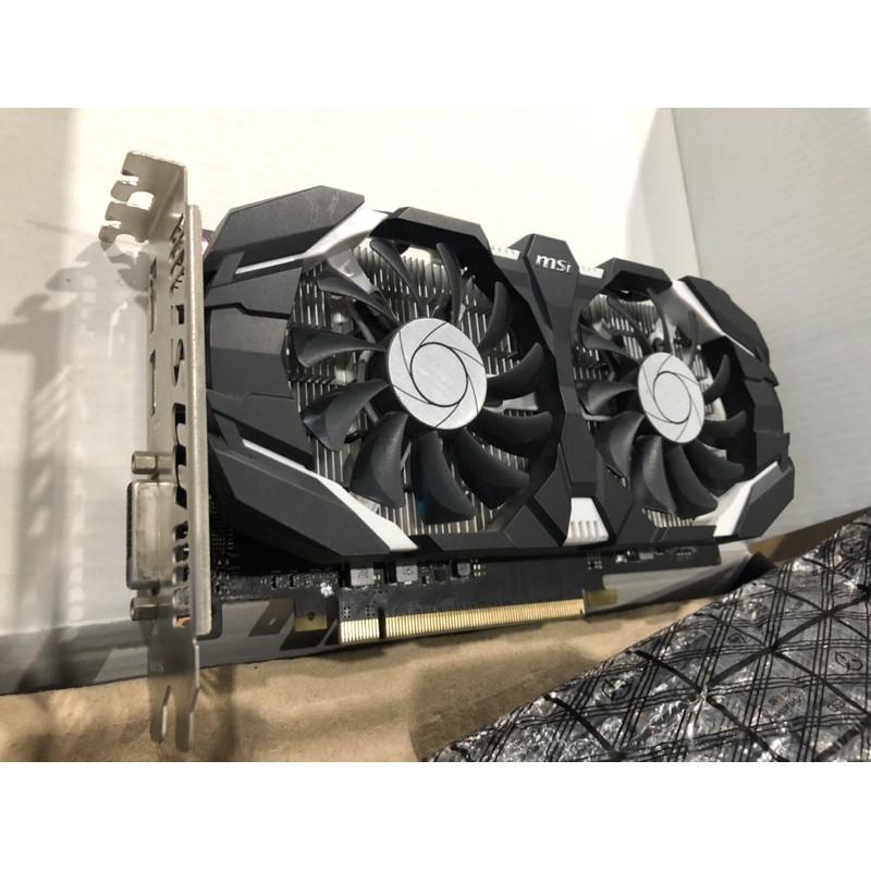 ขายการ์จอ มือสอง GTX1050TI/4GB MSI GAMING X (D5)