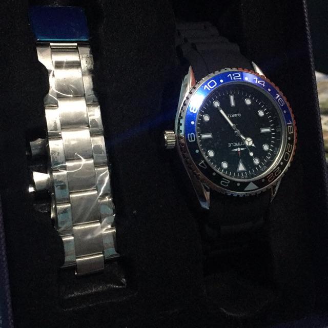 นาฬิการุ่นpinnacle สวมใส่สบาย ผู้ชายผู้หญิงก็สวมใส่ได้สบายสวย สนใจก็สั่งกันมาเลย
