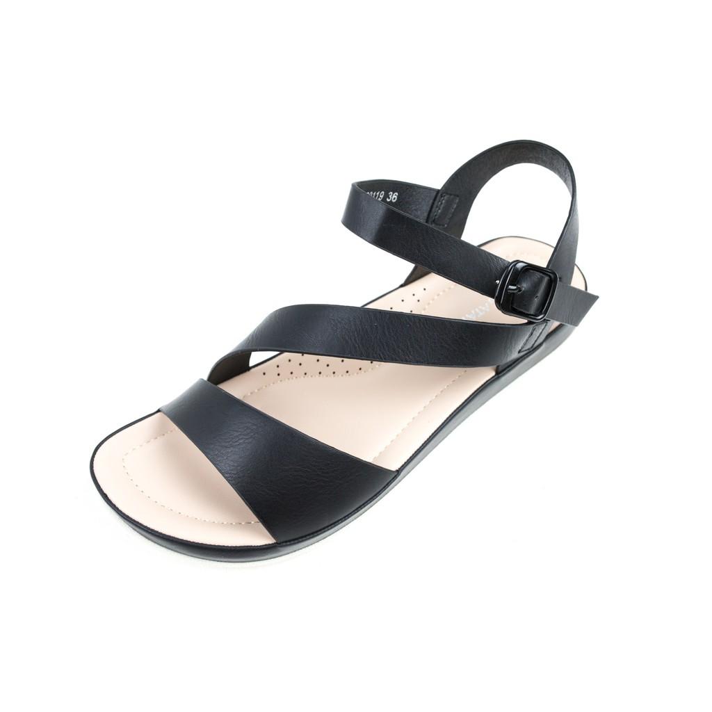 ATAYNA Lady รองเท้าแตะสตรี รุ่น AS0119 มีสี ดำ,ชมพู