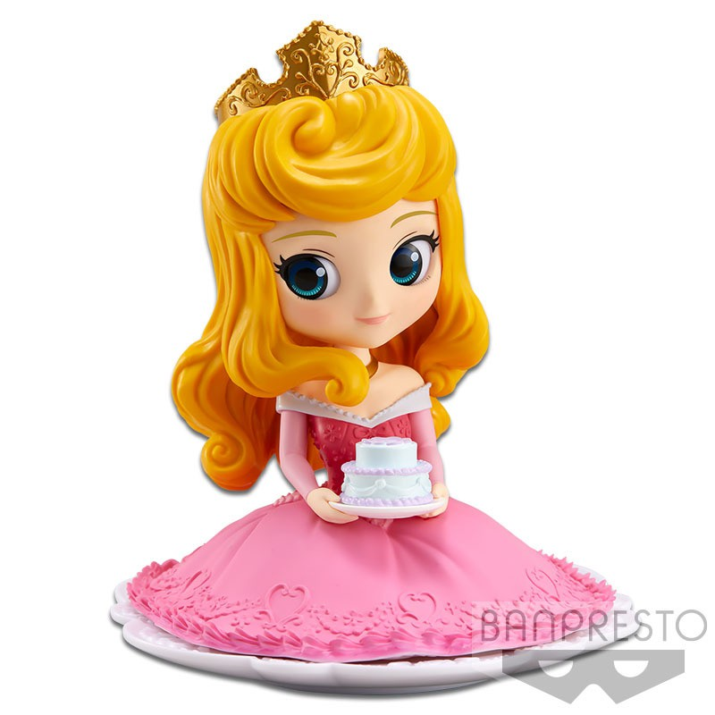 Sleeping Beauty Q posket Disney Characters Special Color Princess Aurora 2