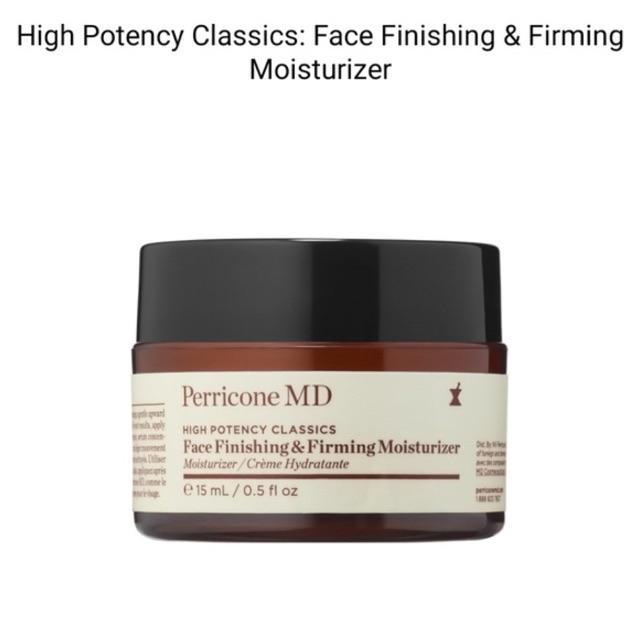 firming moisturizer face