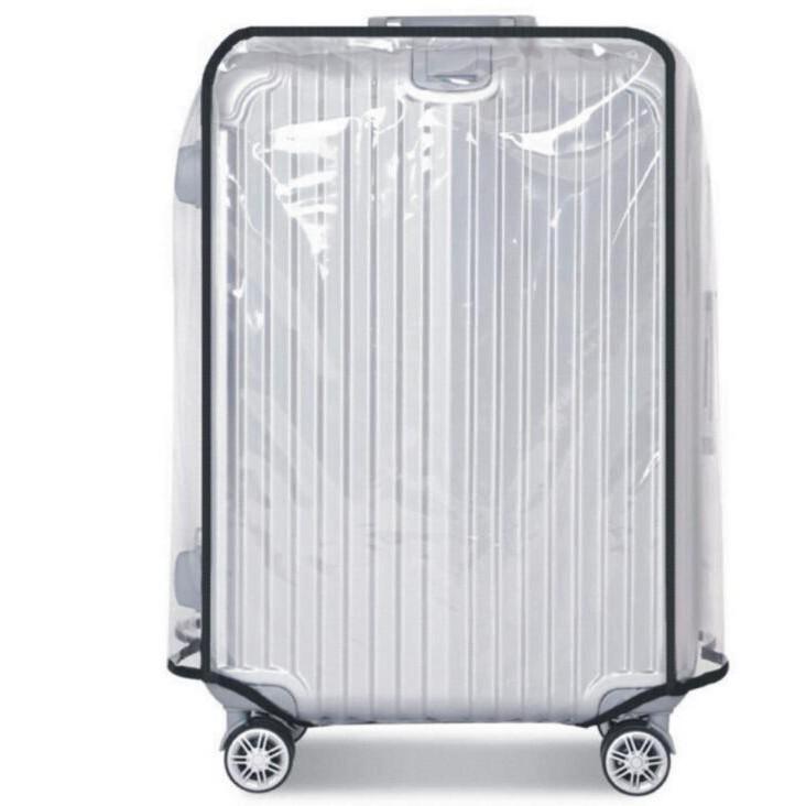 Luggage cover กระเป๋าเดินทาง PVC กันน้ำขนาด 18-30 นิ้ว CXL01