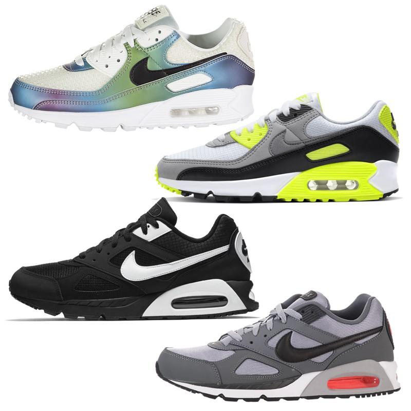Discount Nike Air Max 90 (CT5066-100 / CD0881-103) Nike Air Max IVO (580518-011 / 580518-001)  ใหม่ แท้ สิขสิทธิ์ Nike