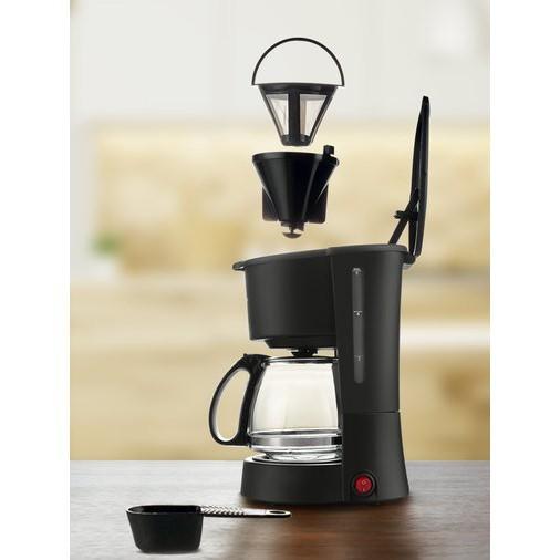 👍✅💯♝❂เครื่องชงกาแฟ เครื่องทำกาแฟ ชงกาแฟได้ครั้งละ 5 แก้วต่อครั้ง LE CUSSION