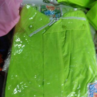 (เก็บปลายทาง)เสื้อกันฝนผู้ใหญ่เสื้อกางเกงเนื้อดี