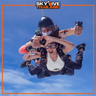 Tandem only Package at Skydive Thailand (Rayong)