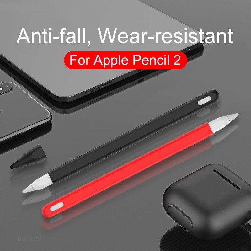 เคสป้องกัน สําหรับ Apple Pencil 2 Pencil2 Tablet Touch