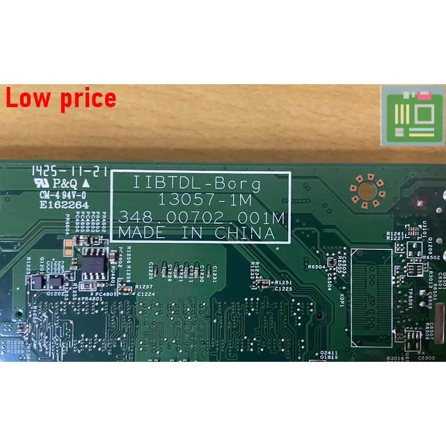 F Special offer Original ACER all-in-one motherboard IIBTDL-Borg 13057-1M integrated CPU DDR3 memory