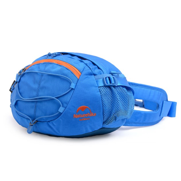 NATURE HIKE 8L WAIST BAG (BLUE)