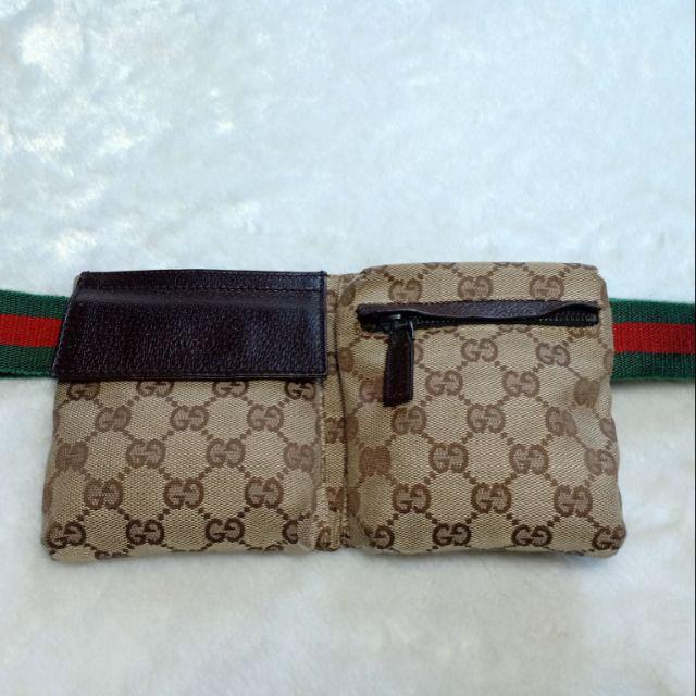 Gucci vintage belt bag