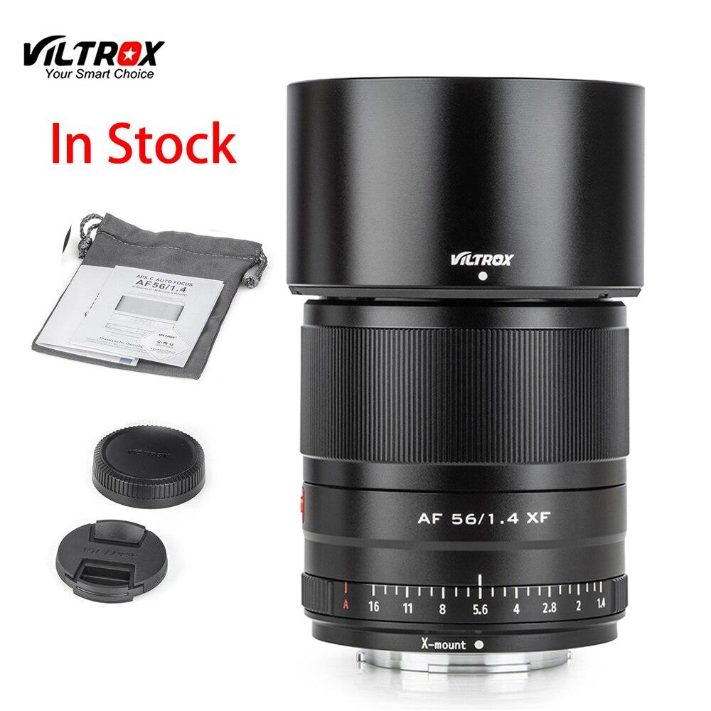 Viltrox 56mm F1.4 XF Large Aperture Autofocus Portrait Lens sbkz