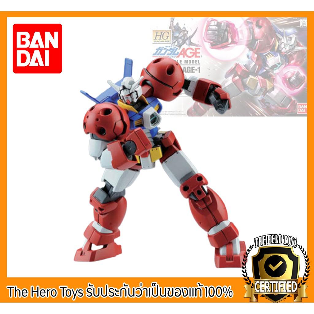 HG AGE 05 Gundam AGE-1 Titus