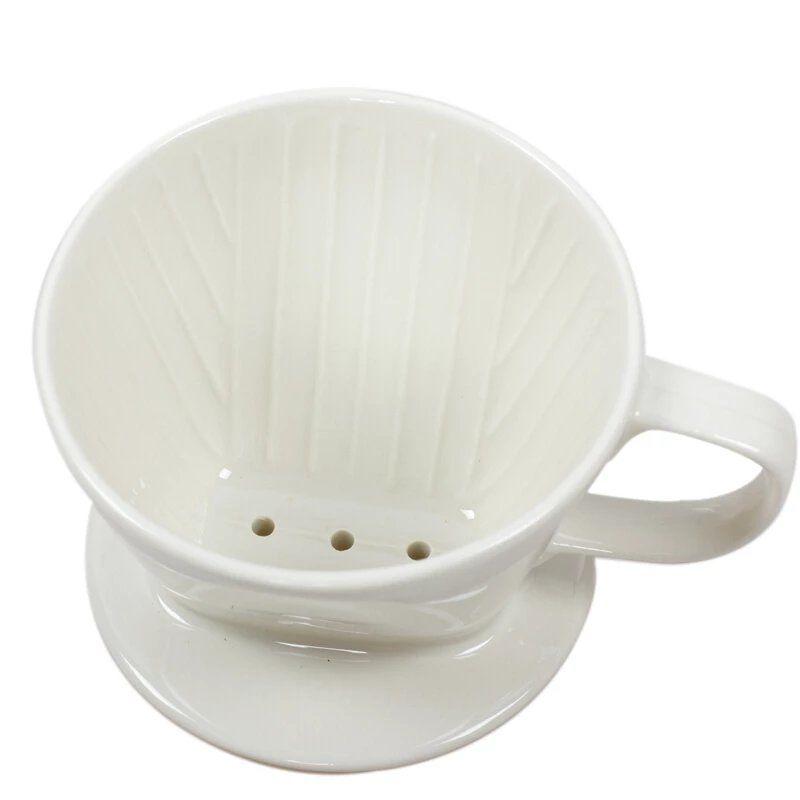 moka pot ถ้วยกาแฟทำด้วยมือเครื่องชงกาแฟหม้อกาแฟการต้มเบียร์มือหยดครัวเรือนกรองยึดกรองหม้อกาแฟกาแฟ【10เดือน10Day After】 0f