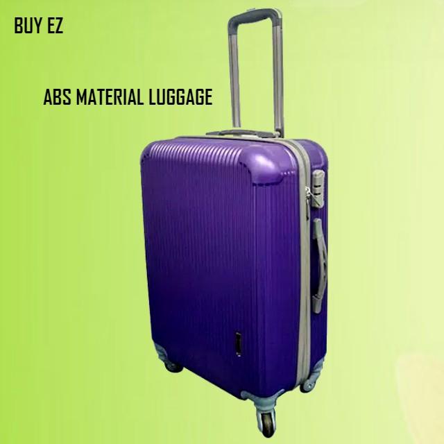กระเป๋าเดินทางล้อลาก Abs 4 ขนาด 24 นิ้ว