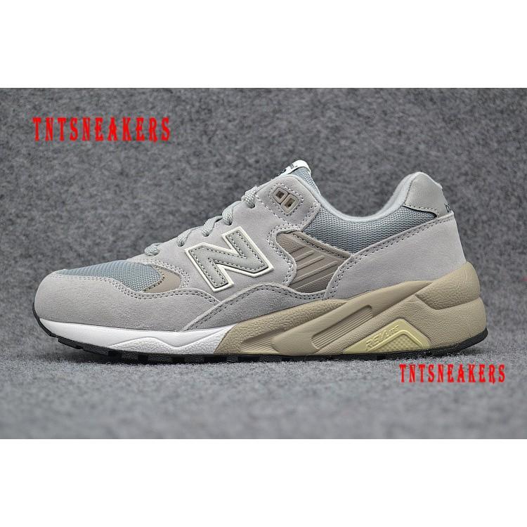 New Balance Mens MRT580 Kaki Sneaker Low 47 12: