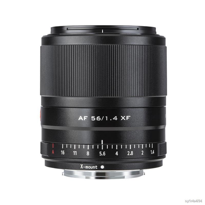 ✌✈พอร์ตVitros Fuji 56mm F1.4 STM XFเมานต์ไมโครกล้องเดี่ยวโฟกัสคงที่เลนส์ออโต้โฟกัสแนวตั้ง