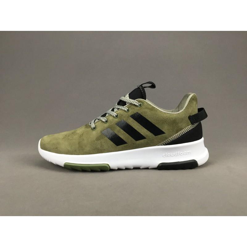 new arrivals 64cdd 9e6c8 รองเท้าผู้ชาย ADIDAS NEO CLOUDFOAM RACER TR Adidas leisure running shoes  fullราคาพิเศษ ...