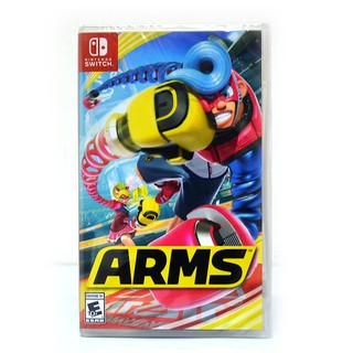 แผ่นเเกม Nintendo Switch™ Arms /Asia English