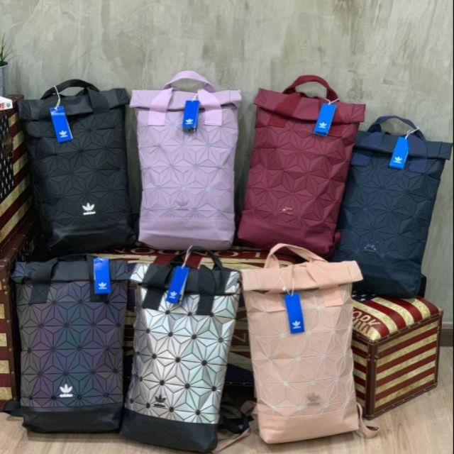Adidas 3D Roll Top Backpack ***แท้Outlet***