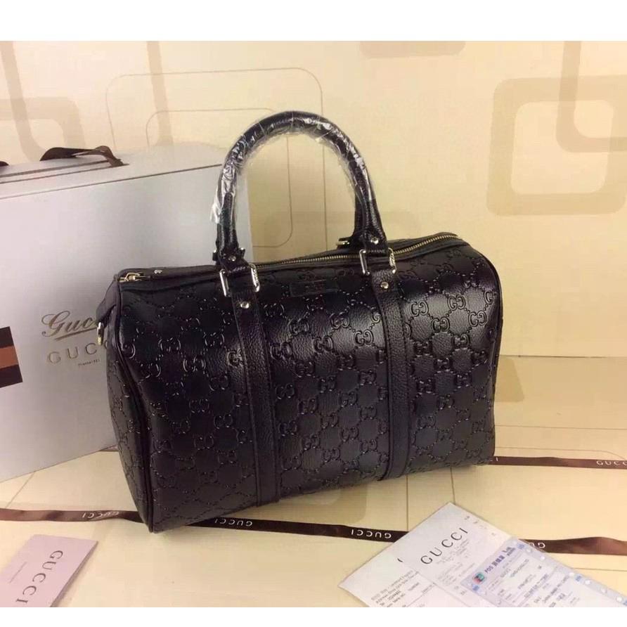 coach - กระเป๋าถือกระเป๋าเดินทางผ้าหนัง