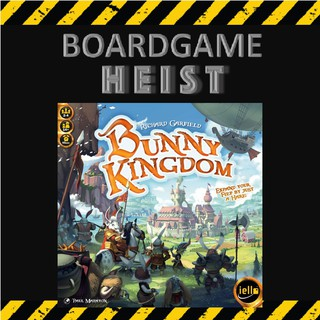 Bunny Kingdom [English Edition] [BoardGames]