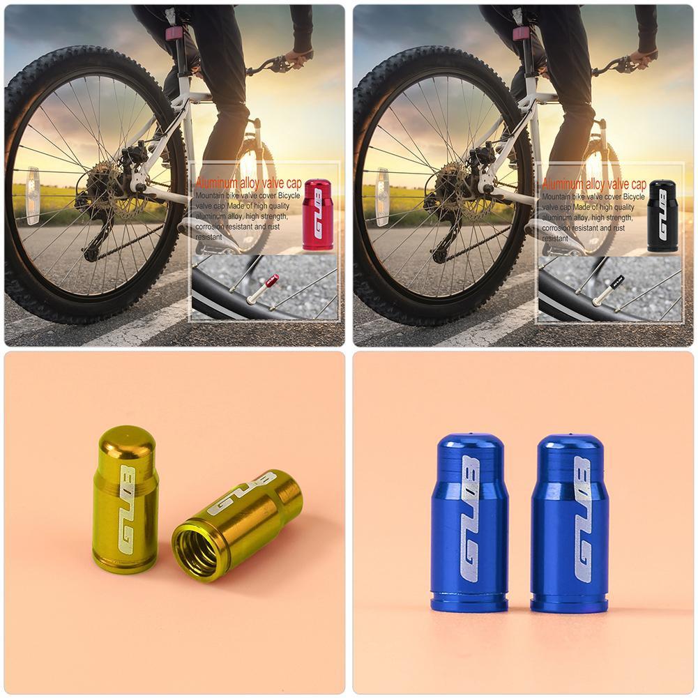 Pair METAL Valve Caps EAGLE Chrome or Gold Schrader Bikes Cars Trucks New