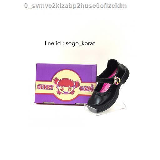 ⊙◙GERRY GANG รองเท้านักเรียนหญิง รองเท้านักเรียนสีดำรองเท้าเด็กผู้หญิงรองเท้าคัชชูเด็กผู้หญิงรุ่น G555 ตัวใหม่ลดราคาพิ