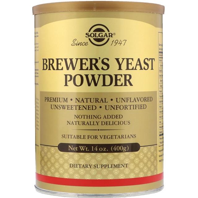 บริเวอร์ยีสต์, Brewer's Yeast แบบผง 400 g