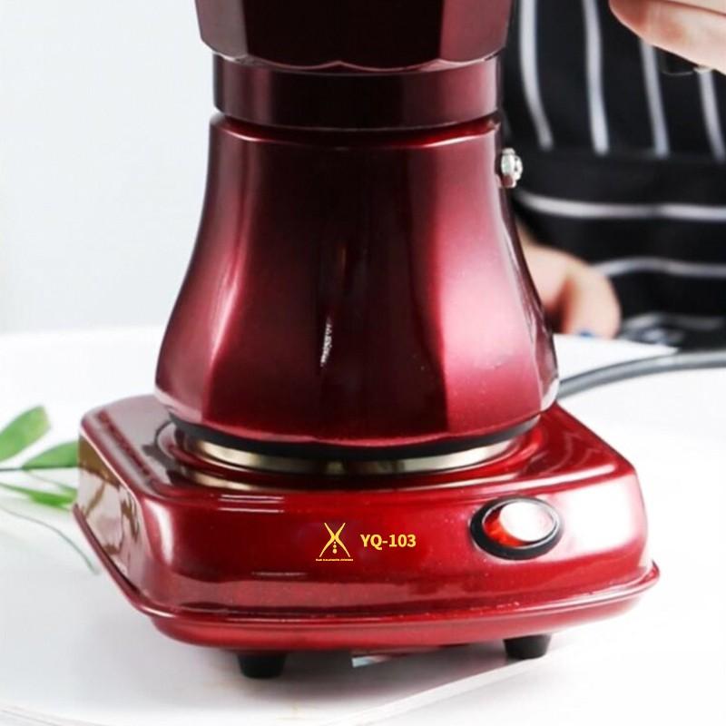 หม้อ Moka, เตาไฟฟ้า, เครื่องทำกาแฟ, เตาเซรามิกไฟฟ้าขนาดเล็กในครัวเรือน, เครื่องทำความร้อนและเตาถือ, เตาชา, เตาไฟฟ้าเครื่
