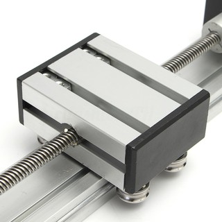 Good❤CNC Linear Motion Lead Screw Slide Stage 200mm Stroke Actuator