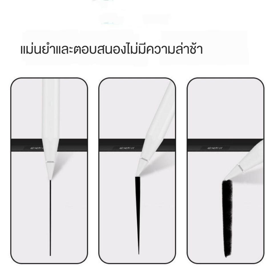 ✅🔥💥❀✲[พร้อมส่ง+วางมือบนจอ+เขียนลื่น]ปากกา แบบ  Pencil stylus ปากกา gen7 gen8 2019 applepencil 10.2 9.7 2018 Air3 / Ai1