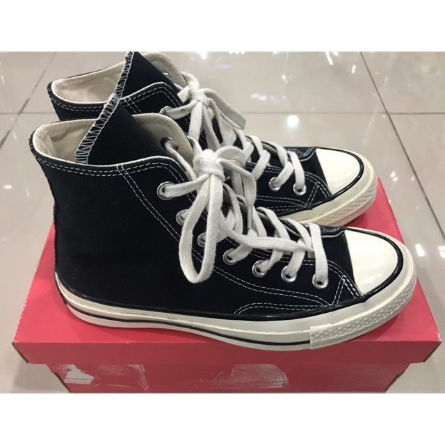 รองเท้า converse chuck taylor all star 70 hi-black