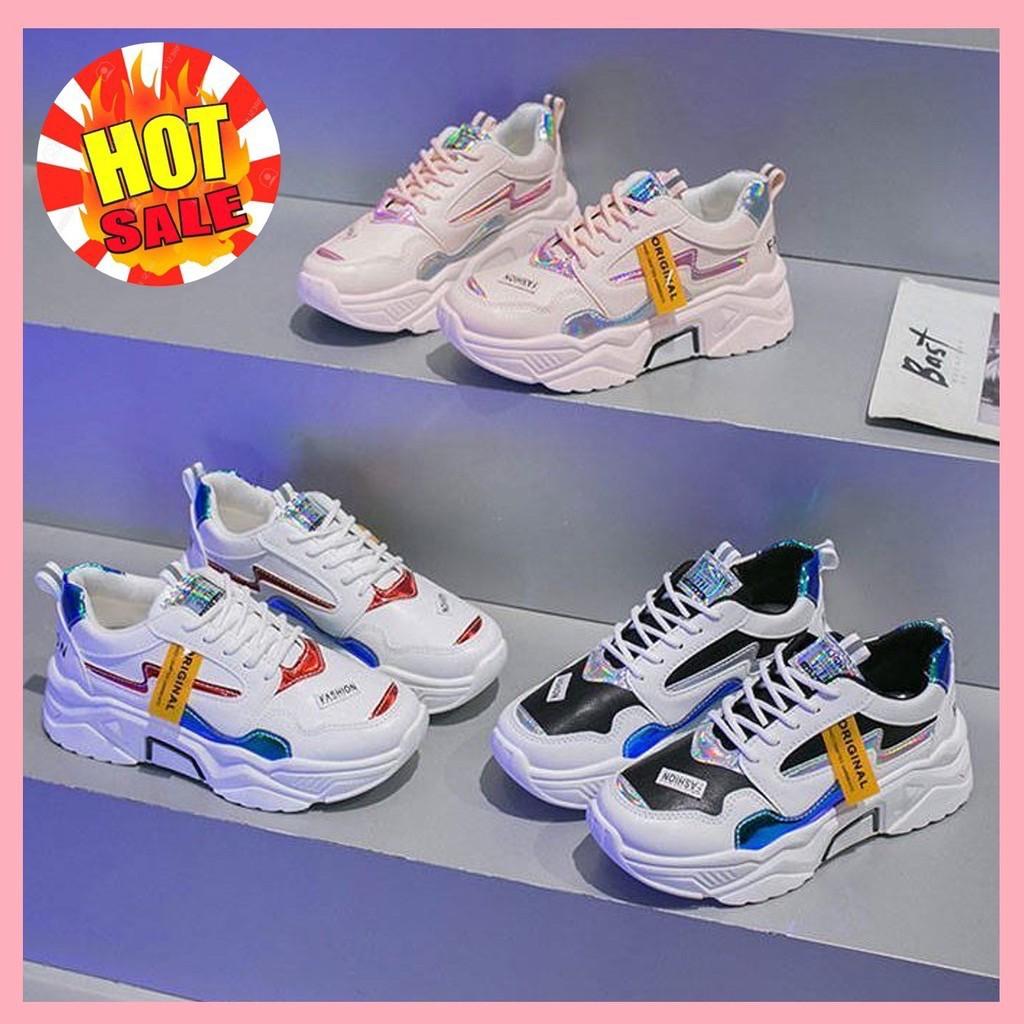 รองเท้าหัวแหลม รองเท้าคัชชู รองเท้ามีส้น fashion🔥พร้อมส่ง🔥NEW!!! รองเท้าผ้าใบ รองเท้าแฟชั่น รองเท้าผ้าใบผู้หญิง เสริมส