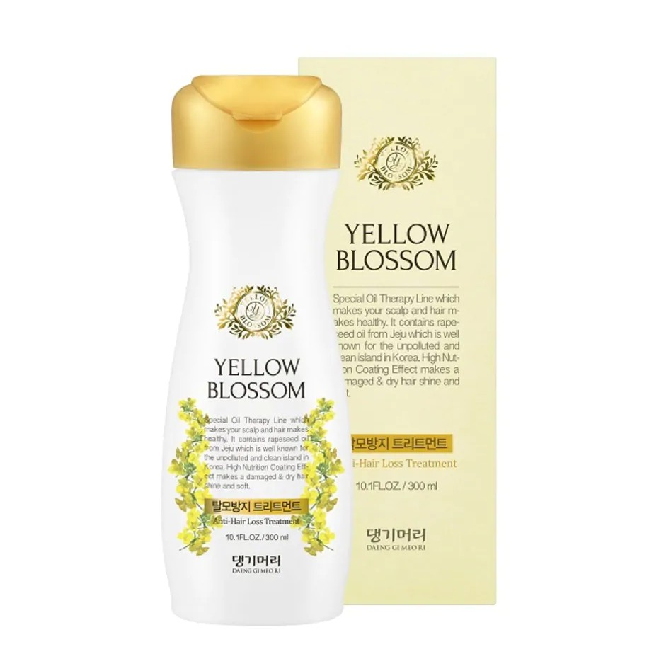 Daeng Gi Meo Ri Yellow Blossom Hair Loss Care Treatment 300ml.