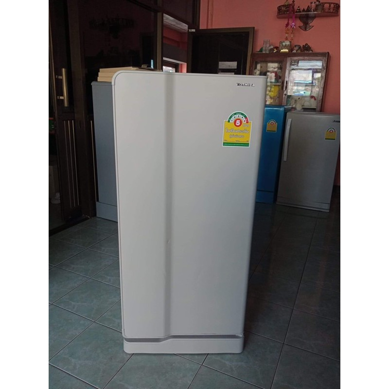 ตู้เย็นมือสอง 6คิวมีประกันพร้อมใช้งาน