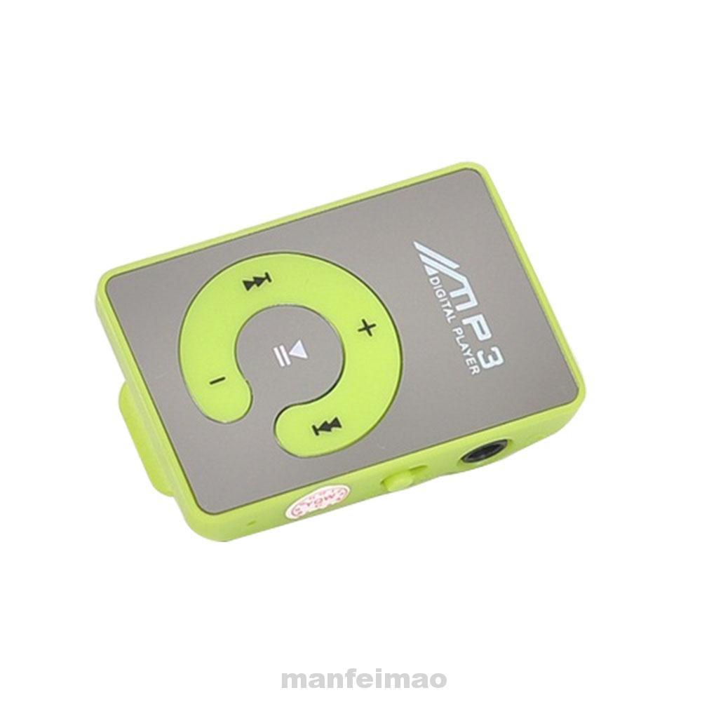 MP3 Player C Button Clip Mirror Digital Sports Waterproof