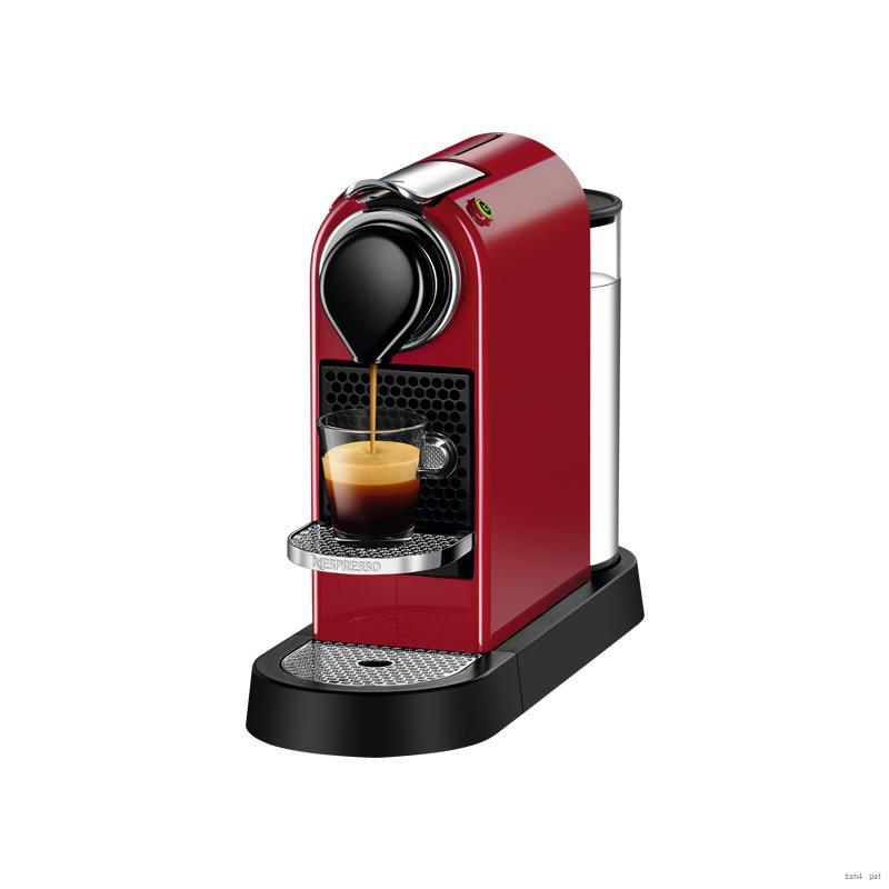 เครื่องผสมอาหาร electrolux✽NESPRESSO Citiz เครื่องทำกาแฟเอสเปรสโซอัตโนมัติในครัวเรือนขนาดเล็กเครื่องชงกาแฟแคปซูลสมาร์ท