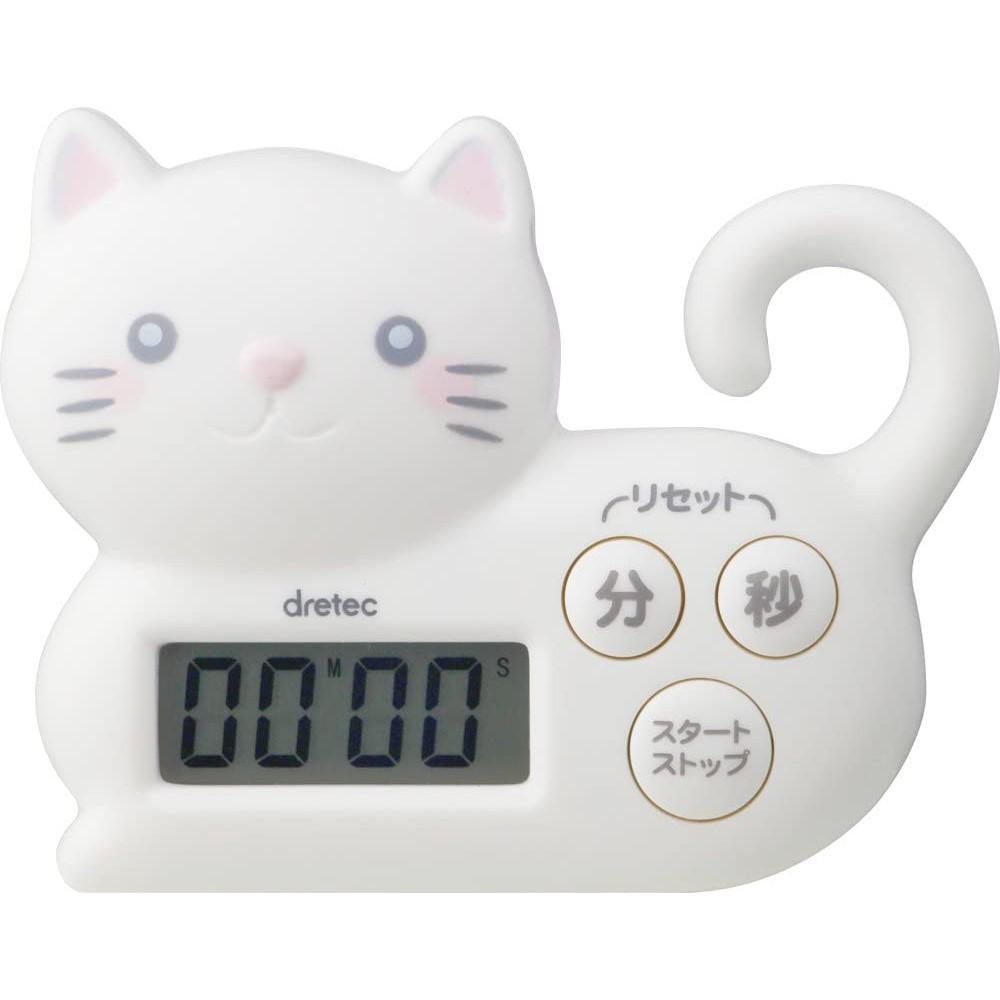 นาฬิกาจับเวลา Dretec Cat นำเข้าจากญี่ปุ่น