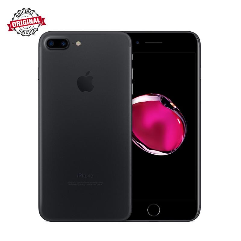 โทรศัพท์ไอโฟน7พลัส Apple Iphone 7 Plus Ipone7 Iphone7 Plus iphone มือสองต้นฉบับ มือ 2ใหม่ 99% (32GB,64GB) XS4g  มือ2 ให