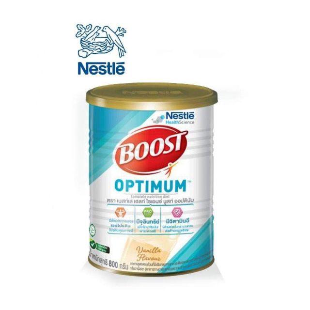 Exp 07/2021 Nestle Health Science Boost Optimum 400g.