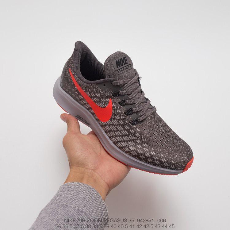 outlet store bef00 ad74c Nike Air Zoom Pegasus 35 รองเท้าวิ่ง/รองเท้ากีฬา/รองเท้าลำลอง